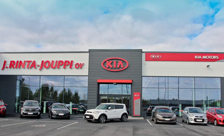 J. Rinta-Jouppi / KIA-autoliike